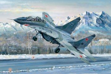 Russian MIG-29UB Fulcrum · TRU 03226 ·  Trumpeter · 1:32