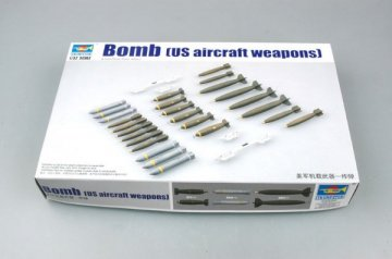 Smart Missiles (26 pcs.) · TRU 03307 ·  Trumpeter · 1:32
