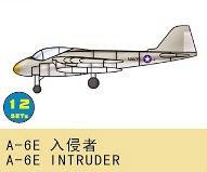 A-6E Intruder · TRU 03421 ·  Trumpeter · 1:700