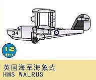 Walrus · TRU 03449 ·  Trumpeter · 1:700
