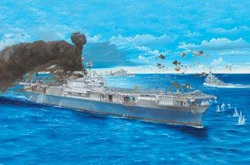 Yorktown CV-5 · TRU 03711 ·  Trumpeter · 1:200