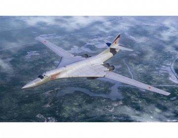 Tupolev Tu-160 BlackJack Bomber · TRU 03906 ·  Trumpeter · 1:144
