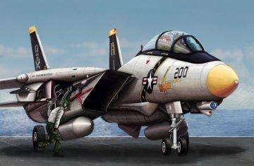 F-14A Tomcat · TRU 03910 ·  Trumpeter · 1:144