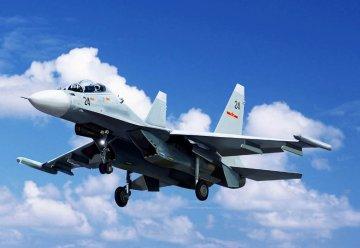 Russian Su-30MK Flanker G · TRU 03917 ·  Trumpeter · 1:144