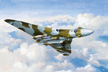 Avro Vulcan B.MK 2 · TRU 03931 ·  Trumpeter · 1:144