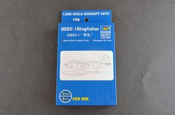 OS2U-1 Kingfisher · TRU 04201 ·  Trumpeter · 1:200