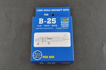 B-25 · TRU 04204 ·  Trumpeter · 1:200
