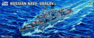 Russian Navy Udaloy Class Destroyer Severomorsk · TRU 04517 ·  Trumpeter · 1:350