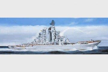Admiral Ushakov (ex Kirov) · TRU 04520 ·  Trumpeter · 1:350