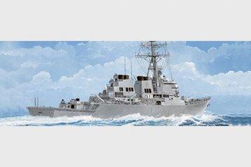 USS Cole DDG-67 · TRU 04524 ·  Trumpeter · 1:350