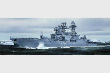 Admiral Chabanenko Udaloy II Class Destroyer · TRU 04531 ·  Trumpeter · 1:350