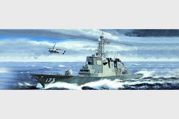 JMSDF DDG-173 Kongo · TRU 04532 ·  Trumpeter · 1:350
