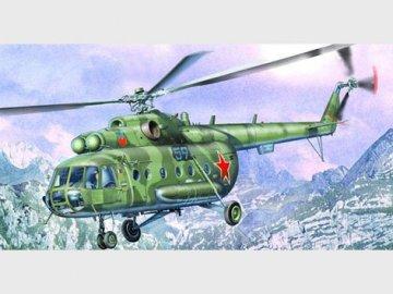 Mil Mi-8MT/Mi-17 Hip-H Helicopter · TRU 05102 ·  Trumpeter · 1:35