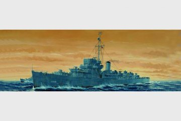 USS England DE-635 · TRU 05305 ·  Trumpeter · 1:350