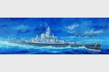 USS Massachusetts BB-59 · TRU 05306 ·  Trumpeter · 1:350
