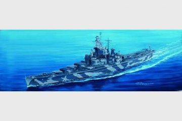 USS Alabama BB-60 · TRU 05307 ·  Trumpeter · 1:350