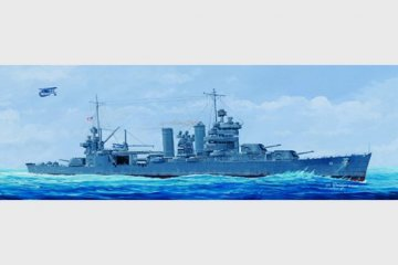 USS San Francisco CA-38 · TRU 05309 ·  Trumpeter · 1:350