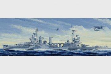 USS San Francisco CA-38 · TRU 05310 ·  Trumpeter · 1:350