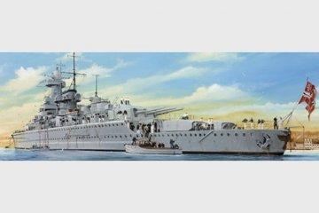 Pocket Battleship (Admiral Graf Spee) · TRU 05316 ·  Trumpeter · 1:350