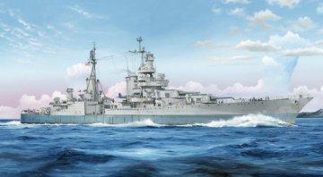 USS Indianapolis CA-35 1945 · TRU 05326 ·  Trumpeter · 1:350