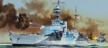 HMS Roberts Monitor · TRU 05335 ·  Trumpeter · 1:350