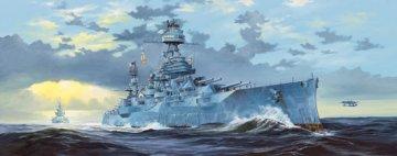 USS New Texas BB-35 · TRU 05340 ·  Trumpeter · 1:350