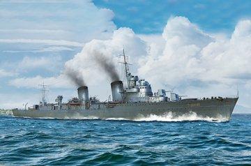 Russian Destroyer Taszkient 1940 · TRU 05356 ·  Trumpeter · 1:350