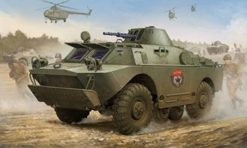 Russian BRDM-2 early · TRU 05511 ·  Trumpeter · 1:35