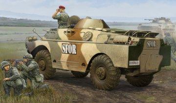 Russian BRDM-2 /(Late) · TRU 05512 ·  Trumpeter · 1:35