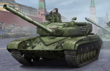 Soviet T-64B MOD 1984 · TRU 05521 ·  Trumpeter · 1:35