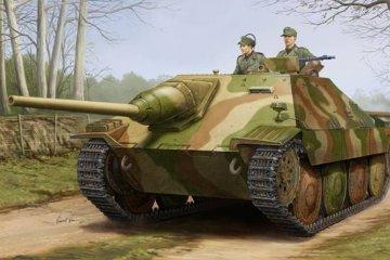 German Jagdpanzer 38(t) STARR · TRU 05524 ·  Trumpeter · 1:35