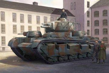 German Neubaufahrzeug (Rheinmetall) · TRU 05528 ·  Trumpeter · 1:35
