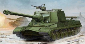 Soviet Object 268 · TRU 05544 ·  Trumpeter · 1:35