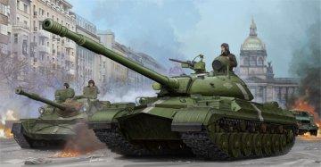 Soviet T-10M Heavy Tank · TRU 05546 ·  Trumpeter · 1:35