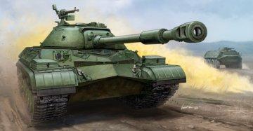 Soviet T-10A Heavy Tank · TRU 05547 ·  Trumpeter · 1:35