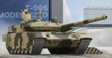 Russian T-90S Modernise · TRU 05549 ·  Trumpeter · 1:35