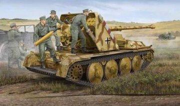 German 8.8cm PAK-43 Waffenträger SPG · TRU 05550 ·  Trumpeter · 1:35