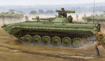 Soviet BMP-1P IFV · TRU 05556 ·  Trumpeter · 1:35