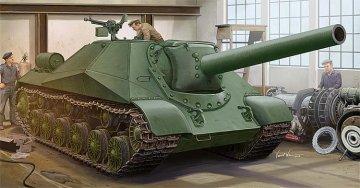 Soviet projekt 704 SPH · TRU 05575 ·  Trumpeter · 1:35