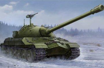Soviet JS-7 Tank · TRU 05586 ·  Trumpeter · 1:35