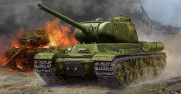 Soviet JS-1 Heavy Tank · TRU 05587 ·  Trumpeter · 1:35