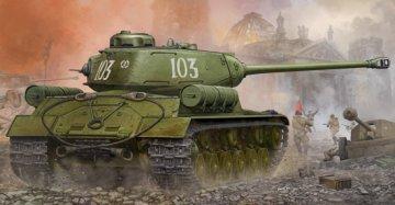 Soviet JS-2 Heavy Tank · TRU 05588 ·  Trumpeter · 1:35