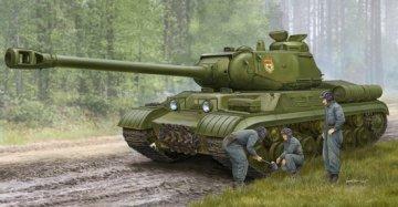 Soviet JS-2M Heavy Tank-Early · TRU 05589 ·  Trumpeter · 1:35