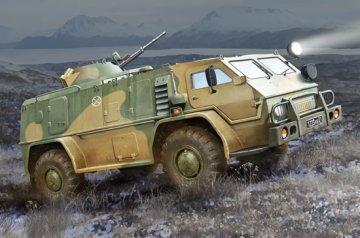 Russian GAZ39371 High-Mobility Multipurp · TRU 05594 ·  Trumpeter · 1:35