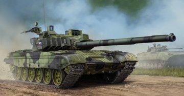 Czech T-72M4CZ MBT · TRU 05595 ·  Trumpeter · 1:35