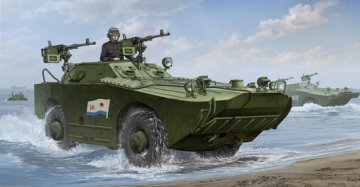 Russian BRDM-1 · TRU 05596 ·  Trumpeter · 1:35