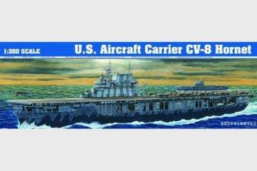 Flugzeugträger USS Hornet CV 8 · TRU 05601 ·  Trumpeter · 1:350