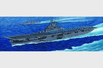 Flugzeugträger USS Essex CV 9 · TRU 05602 ·  Trumpeter · 1:350