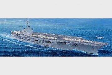 Flugzeugträger USS Nimitz CVN-68 1975 · TRU 05605 ·  Trumpeter · 1:350