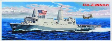 USS New York (LPD-21) - Re-Edition · TRU 05616 ·  Trumpeter · 1:350